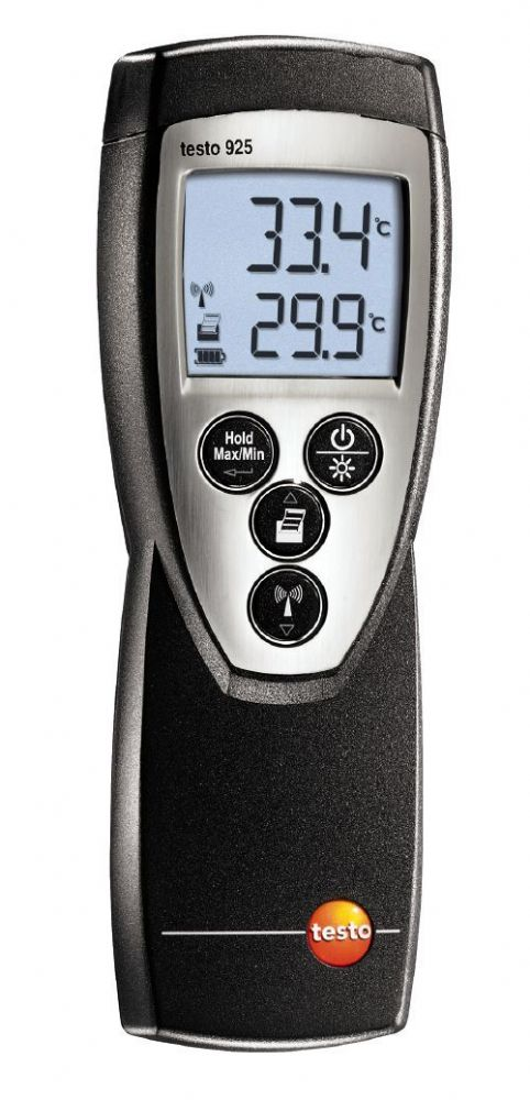 Testo 925 - 1 channel Thermometer